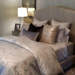 Kansas City Symphony Showhouse - Sonata Lavender Bed